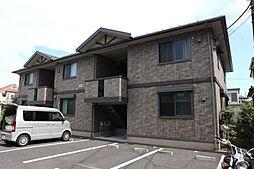 千葉県市川市宮久保1丁目の賃貸アパートの外観