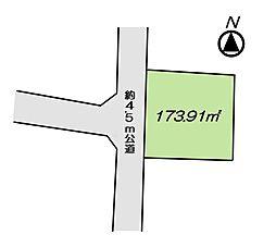 調布市西つつじケ丘1丁目