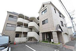 兵庫県伊丹市荒牧1丁目の賃貸マンションの外観