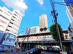 -中目黒駅前-