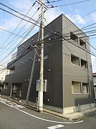 千葉県千葉市中央区亀井町の賃貸アパートの外観