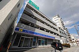 黒川太子橋マンション[4階]の外観