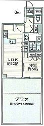 江戸川橋駅 17.5万円