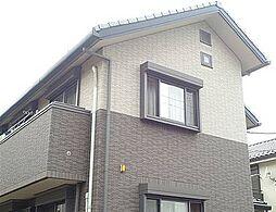 東京都三鷹市上連雀1丁目の賃貸アパートの外観