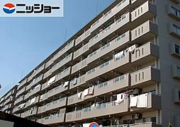 アーバンラフレ志賀17号棟801号室[8階]の外観