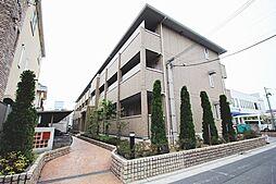 大阪府堺市西区鳳東町2丁の賃貸マンションの外観