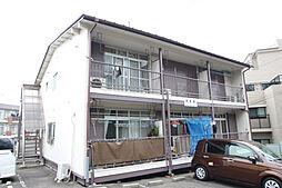 愛知県名古屋市昭和区川名山町1丁目の賃貸アパートの外観