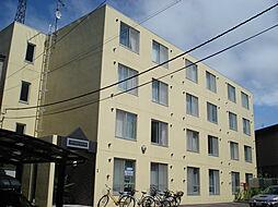 パールビュー[4階]の外観