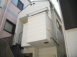 兵庫県神戸市灘区船寺通1丁目の賃貸アパートの外観