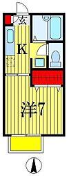 西千葉駅 4.4万円