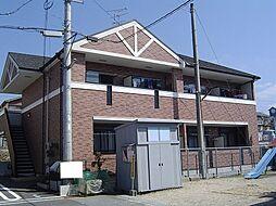 コリネッタ鴻ノ巣[2階]の外観