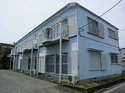 神奈川県秦野市若松町の賃貸アパートの外観
