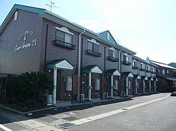 [テラスハウス] 滋賀県東近江市垣見町 の賃貸【/】の外観