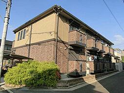 パークサイド渋川A棟[206号室]の外観