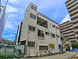 東京都足立区竹ノ塚6丁目の賃貸マンションの外観