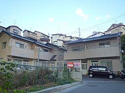 [テラスハウス] 兵庫県川西市萩原台西1丁目 の賃貸【/】の外観