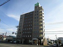 北海道札幌市東区北三十七条東22丁目の賃貸マンションの外観
