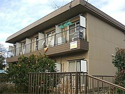 ジュネス喜多川[2階]の外観