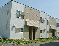 [テラスハウス] 北海道札幌市東区北十一条東11丁目 の賃貸【/】の外観