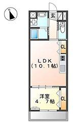 久留米大学前駅 5.7万円