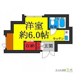 長居駅 3.7万円