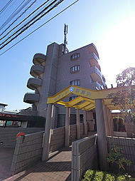 エポック新横浜[302号室]の外観