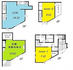 乃木坂駅 10,990万円