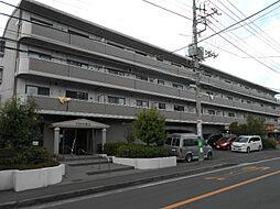 神奈川県横浜市港北区高田西3丁目の賃貸マンションの外観