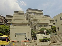 兵庫県宝塚市旭町2丁目の賃貸マンションの外観