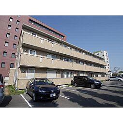 奈良県奈良市三条大路の賃貸アパートの外観