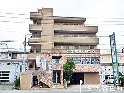 福岡県春日市大土居3丁目の賃貸マンションの外観