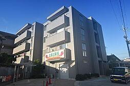 大阪府柏原市大県2丁目の賃貸マンションの外観
