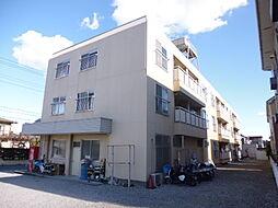 埼玉県東松山市五領町の賃貸マンションの外観