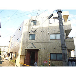 大阪府寝屋川市寿町の賃貸マンションの外観