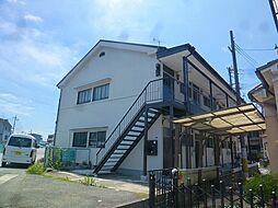 津田文化[104号室号室]の外観