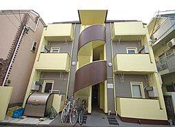 ロアジス高円寺[1号室]の外観
