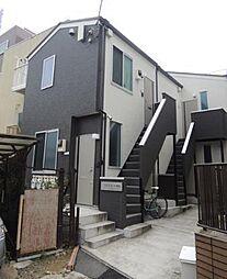 東京都世田谷区池尻4丁目の賃貸アパートの外観