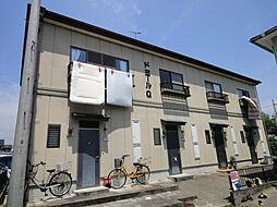 滋賀県大津市堅田1丁目の賃貸マンションの外観