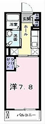 M's garden[2階]の間取り