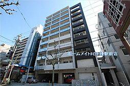 フォレシティ新栄[3階]の外観