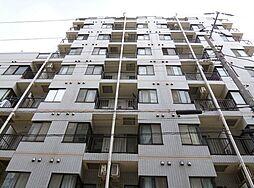東京都大田区西蒲田7丁目の賃貸マンションの外観