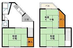 あびこ駅 4.8万円