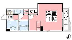 松山市駅駅 4.3万円