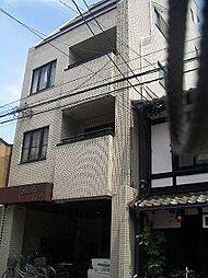 京都府京都市中京区梅屋町の賃貸マンションの外観