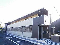 埼玉県さいたま市桜区栄和5の賃貸アパートの外観