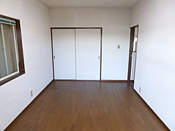 6帖の洋室です...