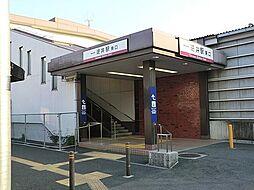 逆井駅(東武野...