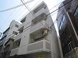 第三ササイマンション[4階]の外観
