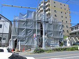 (仮称)アースクエイク桜ケ丘北棟[1階]の外観