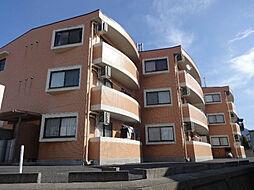 リッツガーデン[2階]の外観